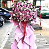 Kệ hoa hồng tone hồng- KH05