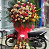 Kệ hoa hồng màu sắc - KH22
