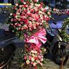 Kệ hoa hồng sen- KH24