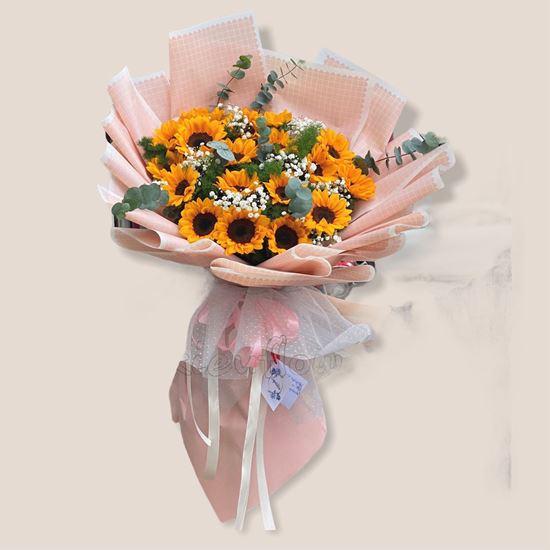 Bó hoa hướng dương - HB154