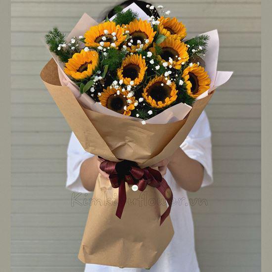 Bó hoa hướng dương - HB231
